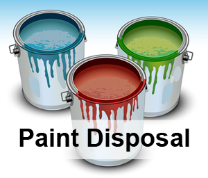 Paint-Disposal